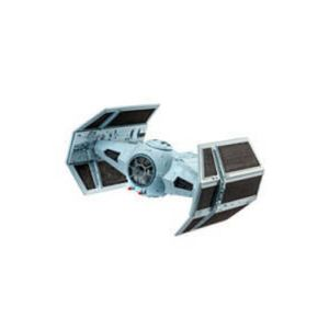 Revell Star Wars Episode VII Modellbausatz 1/121 Darth Vader's Tie Fighter 9 cm REV03602