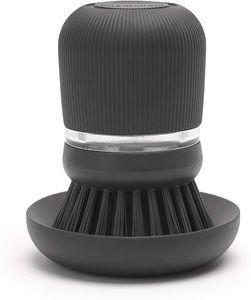 BRABANTIA Spülbürste mit integriertem Seifenspender Nylon Reinigungsbürste Neu