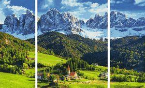 Noris Spiele Malen nach Zahlen - St.Magdalena in Südtirol; 609260760
