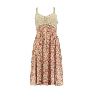 Hailys Damen Kleid Hf-1808047no.4123 Rose