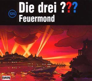 Die Drei ??? 125 - 125/Feuermond - CD