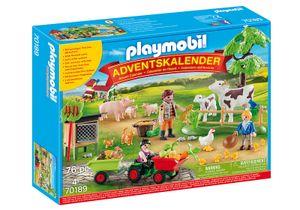 """PLAYMOBIL Adventskalender """"Auf dem Bauernhof"""""""