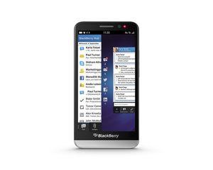 Blackberry Z30 schwarz Smartphone