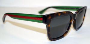 GUCCI Sonnenbrille Sunglasses GG 0001 003
