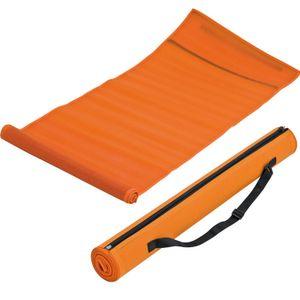 Strandmatte / Größe: 180 x 60 cm / Farbe: orange