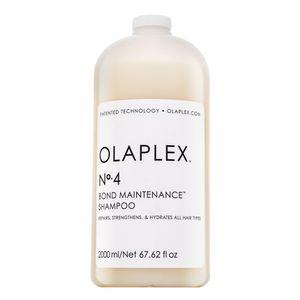 Olaplex Bond Maintenance Shampoo Shampoo zur Regeneration, Nahrung und Schutz des Haares No.4 2000 ml