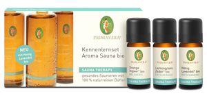PRIMAVERA Kennenlernset Aroma Sauna* bio