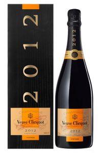 Veuve Clicquot Vintage Brut 2012 in Geschenkpackung | 12 % vol | 0,75 l