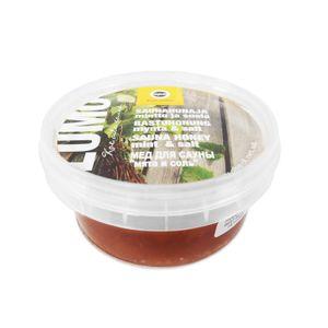 SudoreWell® Saunahonig Minze mit Peeling Salz 200g by Opa/Lumo