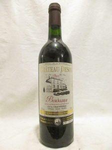 bordeaux château deson rouge 2003 - bordeaux