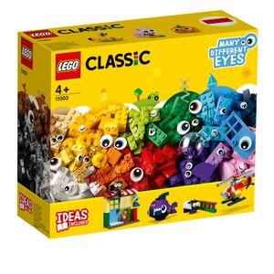 LEGO® Classic LEGO Bausteine - Witzige Figuren, 11003