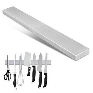 Magnetleiste Küchen Messerhalter Messer blöcke Magnetleiste Werkzeughalter Edelstahl 50cm