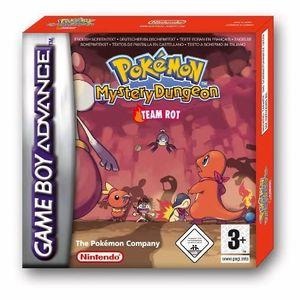 Pokemon Mystery Dungeon: Team Rot