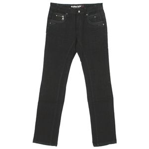 20313F Gang, Don,  Herren Jeans Hose, Stretchdenim, black raw, W 29 L 34