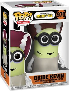 Minions - Bride Kevin 970 - Funko Pop! - Vinyl Figur