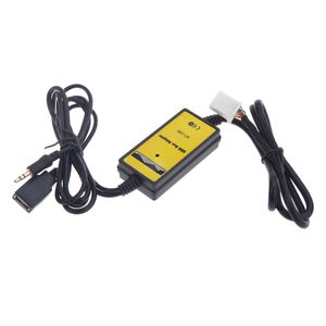 Auto Auto USB Aux-in Adapter MP3 Player Radio Interface fuer Toyota Camry, Corolla/Matrix 2 * 6Pin
