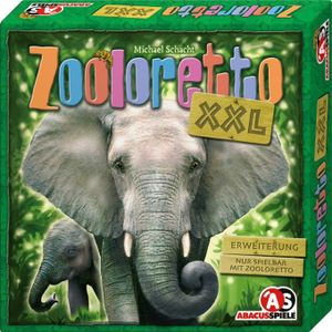 Abacusspiele 4081 - Zooloretto XXL 4011898040814