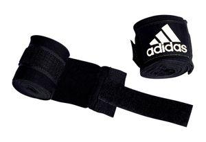 adidas Boxing Crepe Bandage Schwarz/Wei 5x2,55m, ADIBP03