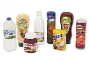 Lebensmittel Sortiment (Kinderspielzeug)