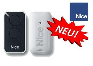 NICE INTI2 Original Fernbedienung für automatische Tore, 1 botone, 433.92 MHz, rolling code