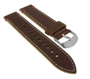 Timex Expedition | Uhrenarmband 20mm | Leder braun für TW4B04300