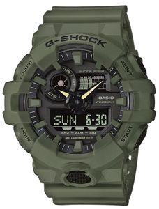 Casio G-Shock Uhr GA-700UC-3AER Herrenuhr Armbanduhr analog digital Uhr Olivgrün
