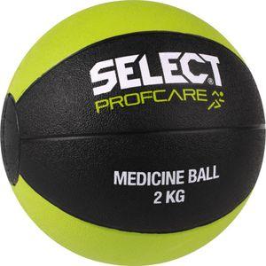 SELECT Medizinball schwarz/grün 5 kg