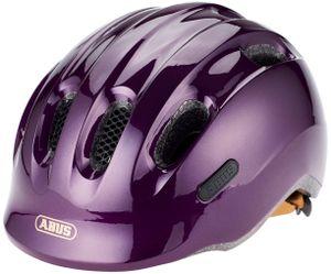 ABUS Smiley 2.0 Helm Kinder royal purple Kopfumfang M | 50-55cm