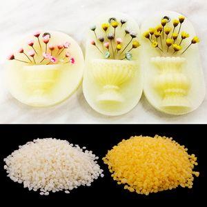 200g Wachs Pellets Bienenwachs Pastillen Bio Möbelwachs Kerzenwachs Kosmetik Diy Lip Balms