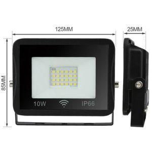 Wolketon LED Fluter mit Bewegungsmelder IP66 Strahler Flutlicht Scheinwerfer 10W