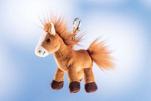 Schaffer Plüschtiere Pferd Magic Schlüsselanhänger
