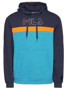 FILA Men Lauritz Hoody A836 swedish blue-black iris-c M