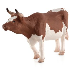 Mojo 387220 Animal Planet Simmentaler Kuh ca. 14,5 x 3,5 x 9 cm