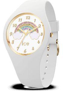 Ice-Watch 017889 Kinderuhr Rainbow ICE fantasia White S Weiß
