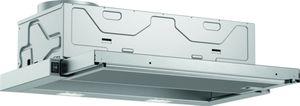Bosch DFL064W53 Serie 2 Flachschirmhaube 60 cm Silbermetallic