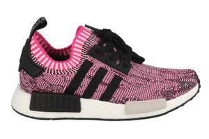 adidas Originals NMD_R1 W Primeknit Boost Damen Sneaker Rosa BB2363, Größenauswahl:38