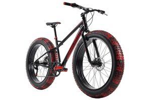 Mountainbike MTB Fatbike 26'' SNW2458 KS Cycling 820M, 821M