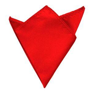 Oblique Unique Einstecktuch Kavalierstuch Stecktuch Business Hochzeit - rot