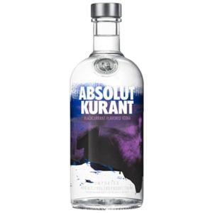 Absolut Vodka Kurant | 40 % vol | 0,7 l