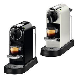 DeLonghi EN 167.W Citiz Nespresso Kaffeekapselmaschine Weiß