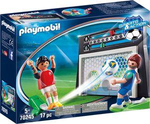 Playmobil, Torwandschießen, Sports & Action, 70245