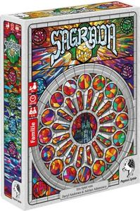Pegasus Spiele 51120G - Sagrada