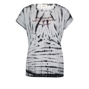 Cartoon T-Shirt, Farbe:Cream/Khaki, Größe:40