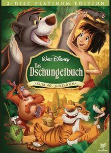 Das Dschungelbuch  [PE] [2 DVDs]