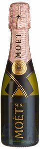 Moët & Chandon Rosé Impérial Mini Champagner | 12 % vol | 0,2 l