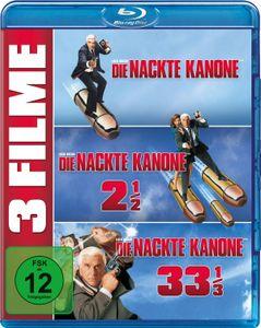 Die nackte Kanone 1-3 (3 on 1) - Blu-ray Boxen