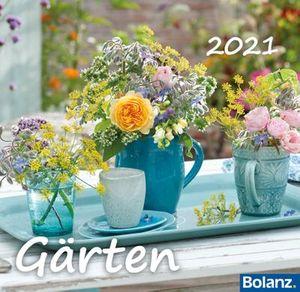 Gärten, Postkartenkalender 2012