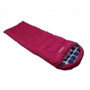 Unibest Deckenschlafsack Baumwolle Innen NS70 pink Reißverschluss links