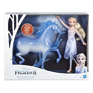 Frozen 2 Mythischer Wassergeist Elsa & Nokk, E5516EU4