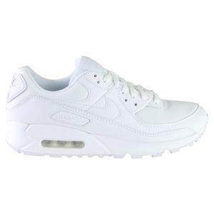 Nike Air Max 90 Sneaker Herren Weiß (CN8490 100) Größe: 42